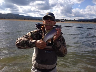 Outings for San luis reservoir fishing report